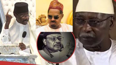 Photo de VIDEO – Dr. Ahmed Khalifa Niasse réagit sur la situation à Tivaouane
